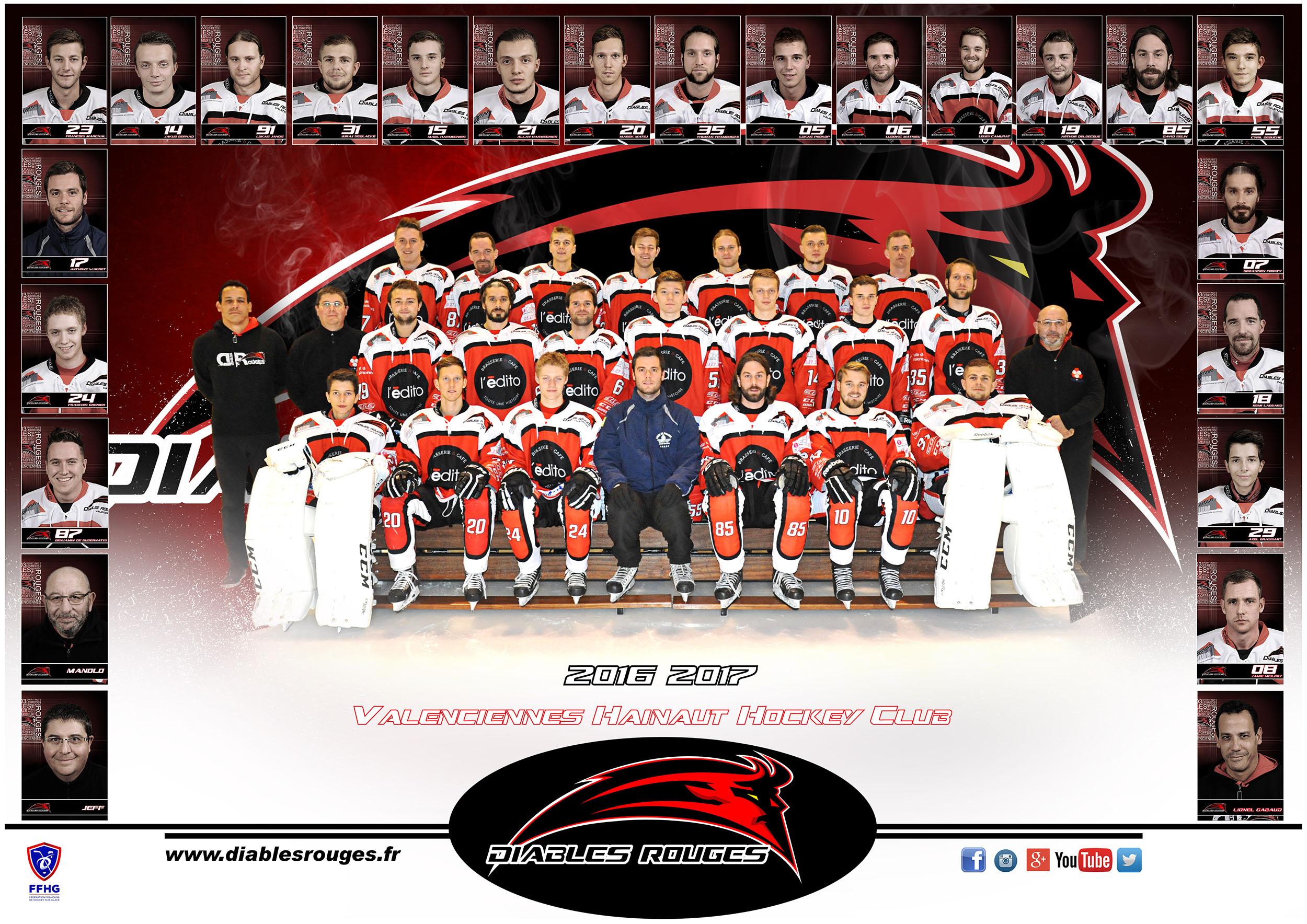Poster de l'équipe D3