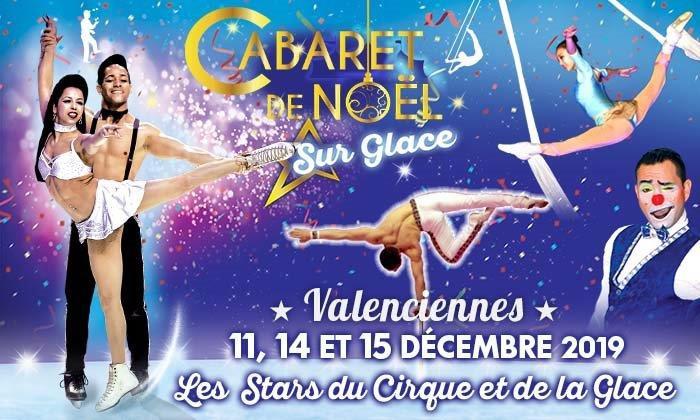 Le club est une nouvelle fois partenaire du Cirque de Noël à Valenciennes !